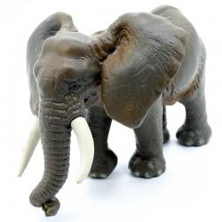Schleich - Figurine Elephant Gris