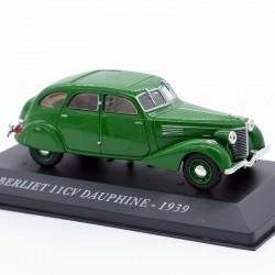 Berliet 11CV Dauphine - 1939 - 1/43 en boite