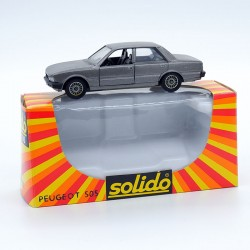 Peugeot 505 - Solido - 1/43 ème En boite