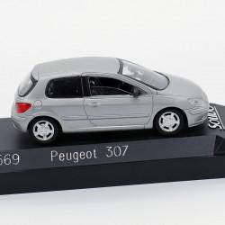 Peugeot 307 - Solido - 1/43 ème En boite
