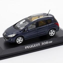 Peugeot 308 sw - Norev - 1/43 ème En boite