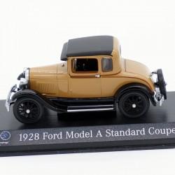 Ford Model A Standard Coupe de 1928 - Minichamps - 1/43 ème En boite
