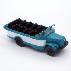 Mini Bus décapotable - De Agostini - 1/43 ème Sans boite