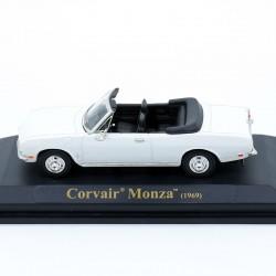 Corvair Monza Cabriolet 1969 - 1/43ème sur socle
