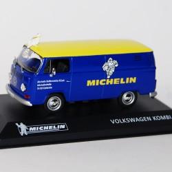 """Volkswagen Kombi """"Michelin"""" - au 1/43 en boite"""