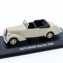Hotchkiss Biarritz 1939 - Norev - 1/43ème en boite