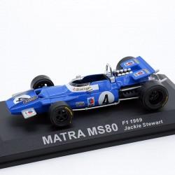 Matra MS80 - F1 1969 - 1/43 ème En boite