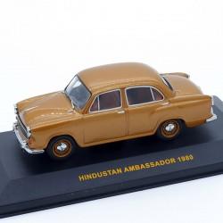Hindustan Ambassador de 1980 - IXO - 1/43 ème En boite