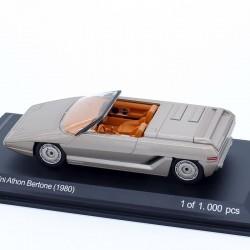 Lamborghini Athon Bertone de 1980 - White Box - 1/43 ème En boite