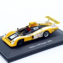 Renault Alpine A 443 - Eligor - 1/43ème en boite