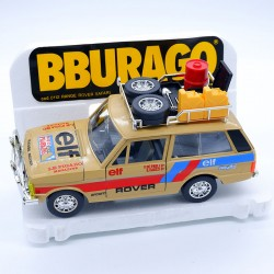 Range Rover Safari - Burago - 1/25 ème En boite