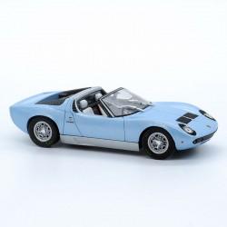 Lamborghini Miura Roadster de 1968 - 1/43 ème En boite
