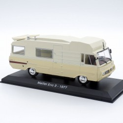 Camping Car Maillet Eric 3 de 1977 - 1/43ème