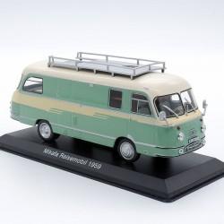 Camping Car Mikafa Reisemobil de 1959 - 1/43ème