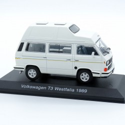 Camping Car Combi Volkswagen T3 Westfalia de 1989 - 1/43ème