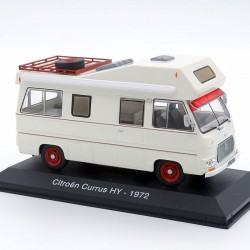 Camping Car Citroen Currus HY de 1972 - 1/43ème