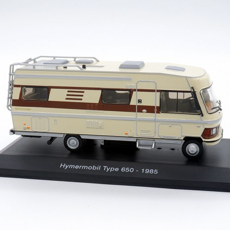 Camping Car Hymermobil Type 650 de 1985 - 1/43ème