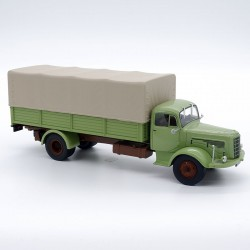 """Scania Interflora """" ASG """" - IXO - 1/43 ème"""