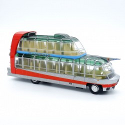 Bus - Car - Citroen U55 Cityrama Currus 1/43eme