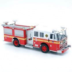 Camion de Pompier Seagrave - 1/43 ème Sans Boite