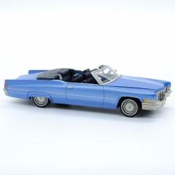 Cadillac de Ville Convertible de 1970 - Bos Model - 1/43 ème En boite