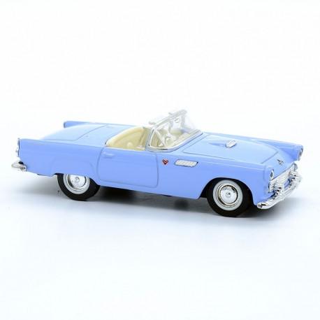 Ford Thunderbird 55° - 1/43 ème Sans boite