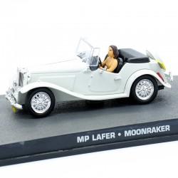 Mp Lafer Cabriolet - Moonraker - 1/43ème en boite