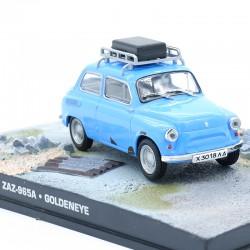 Miniature Zaz 965A - Goldeneye - 1/43ème en boite
