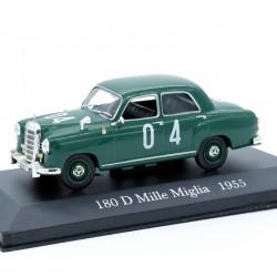 Mercedes 180D Mille Miglia 1955 - 1/43ème en boite
