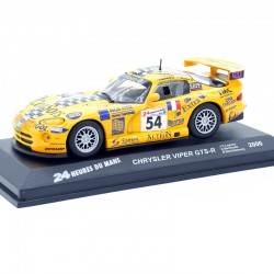Chrysler Viper GTS-R - 24h du Mans 2000 - 1/43ème en boite