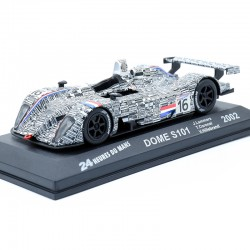 Dome S101 - 24h du Mans 2002 - 1/43ème en boite