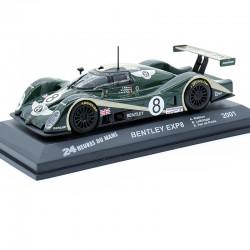 Bentley EXP8 - 24h du Mans 2001 - 1/43ème en boite