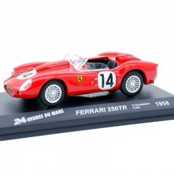 Ferrari 250 TR - 24h du Mans 1958 - 1/43ème en boite