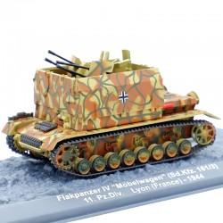 """Tank Flakpanzer IV """" Mobelwagen"""" - 1/72 ème En boite"""