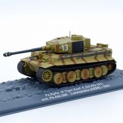 Pz.Kpfw VI Tiger Ausf. E Jarkof USSR 1943 - au 1/72 en boite