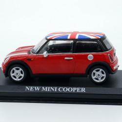 New Mini Cooper - 1/43 ème En boite