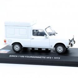 Simca 1100 Fourgonnette VF2 de 1975 - 1/43 ème En boite