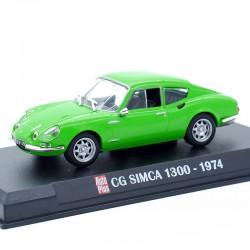 CG Simca 1300 de 1974 - 1/43 ème En boite