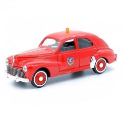 Peugeot 203 Pompier - Solido - 1/43 ème Sans boite