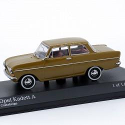 Opel Kadett A - Minichamps - 1/43ème En boite