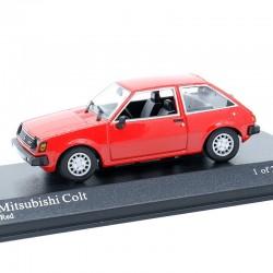 Mitsubishi Colt - Minichamps - 1/43ème en boite