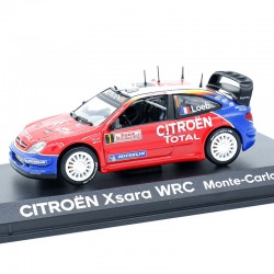 Citroen Xsara WRC - Monte Carlo 2005 - Norev - 1/43 ème En boite