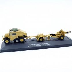 CMP Ford Quad Gun Tractor - 1/72 ème En boite