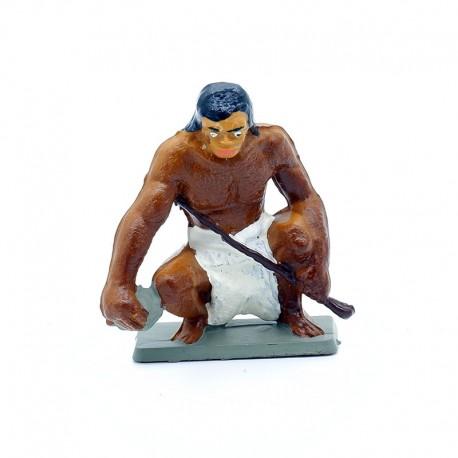 Homme Préhistorique Starlux - Accroupis - En plastique