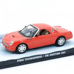 Ford Thunderbird 007 - Die Another Day - au 1/43 en boite