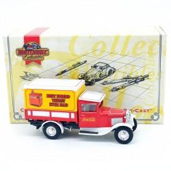 "Ford Model AA "" Coca-Cola "" de 1932 - Matchbox - 1/43 ème En boite"