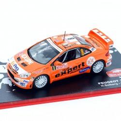 Peugeot 307 WRC - Monte Carlo 2006 - 1/43 ème En boite