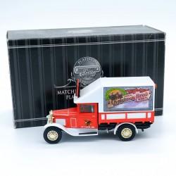 "Ford AA Budweiser "" Christmas Brew "" - Matchbox - 1/43 ème En boite"