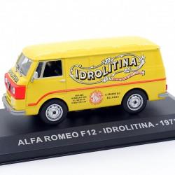"Alfa Romeo F12 "" Idrolitina "" de 1972 - 1/43 ème En boite"
