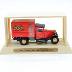 """Ford AA Delivery Van """" strohs """" de 1932 - Matchbox - 1/43 ème En boite"""